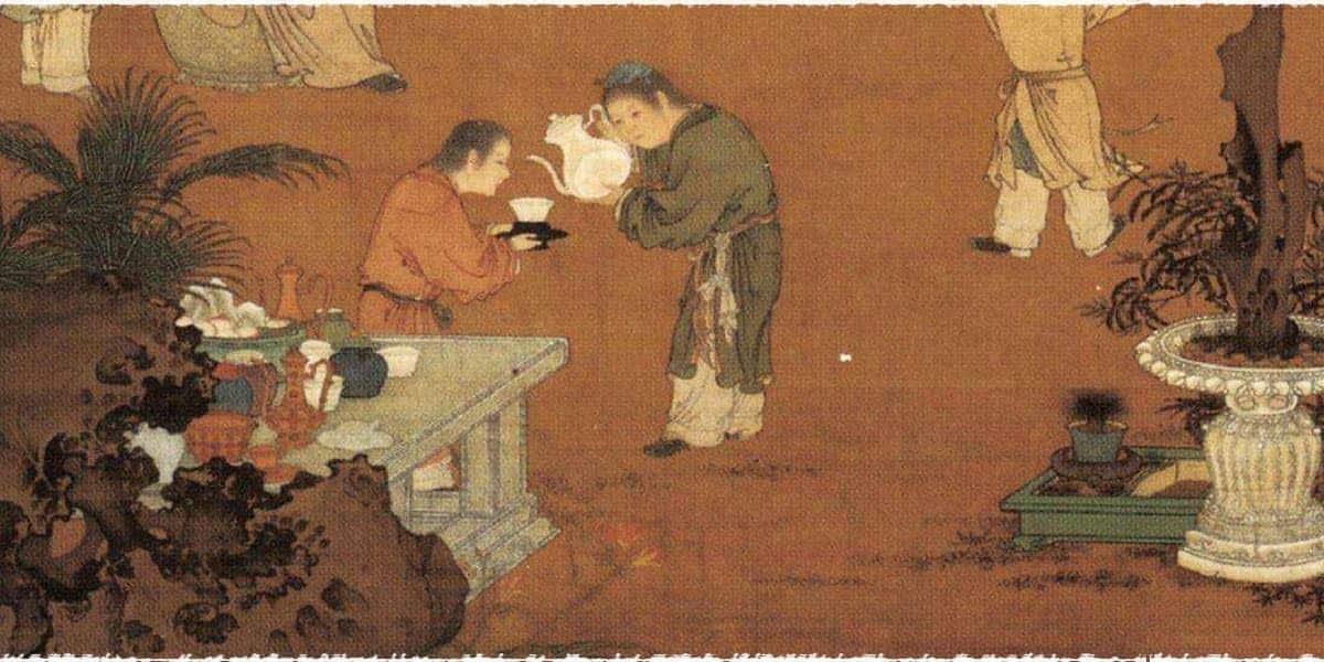 Sejarah teh hijau (green tea) dari China