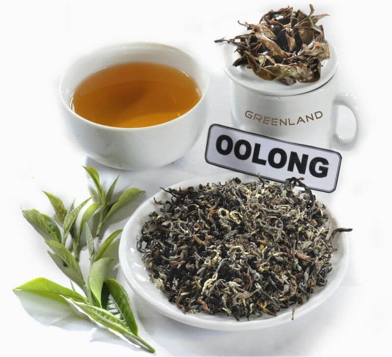 teh oolong minuman penurun berat badan alami