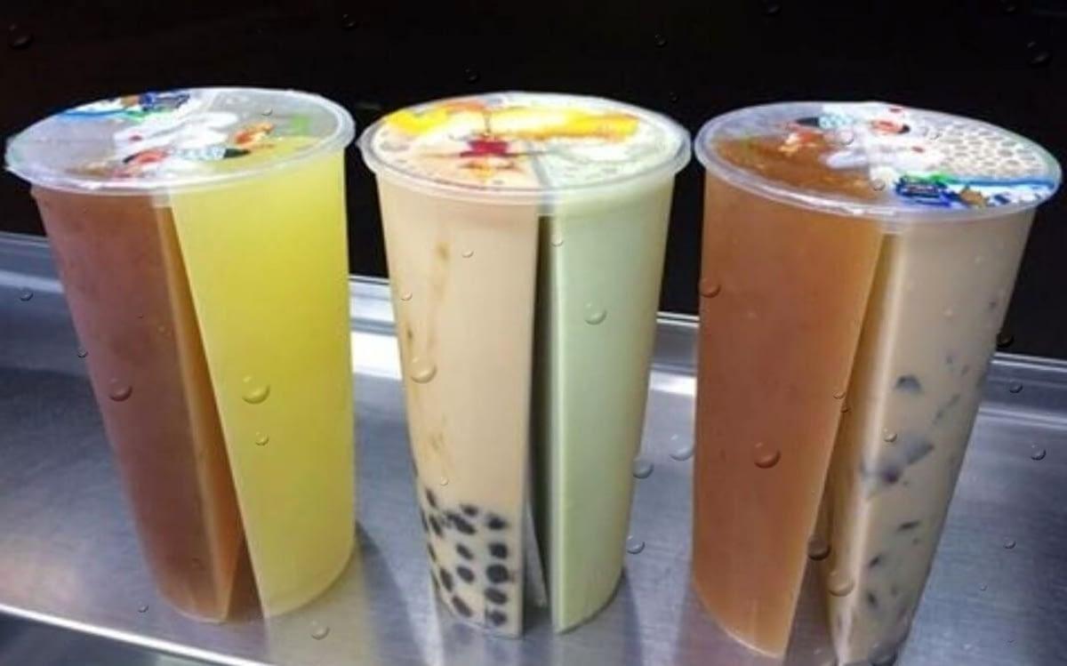 twin cup smoothies salah satu franchise minuman kekinian