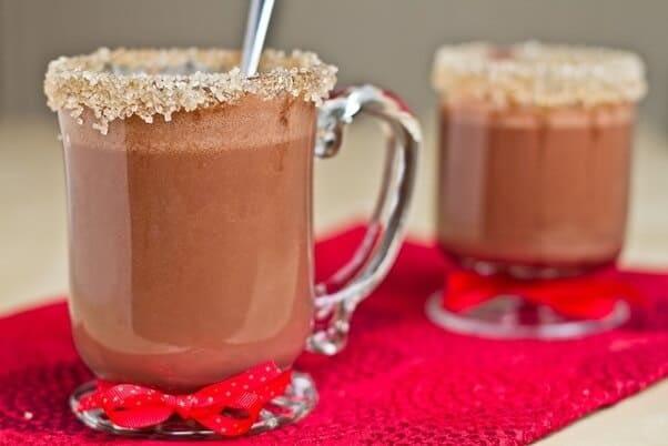resep minuman coklat enak