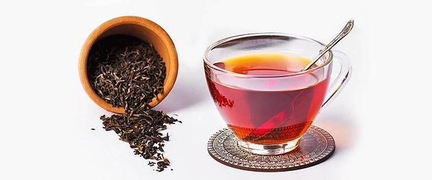 teh hitam minuman penurun berat badan alami