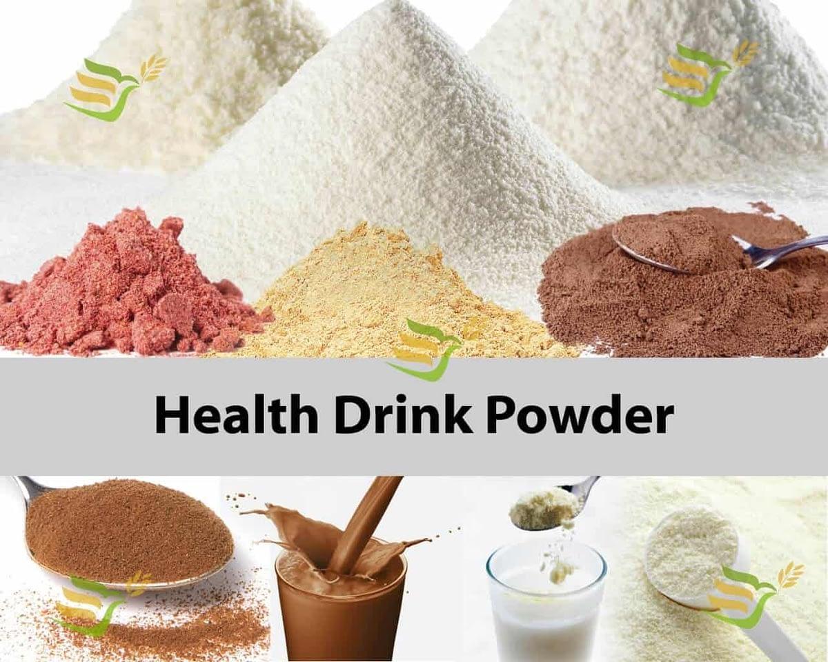 Maklon Minuman Kesehatan & Kecantikan Bentuk Serbuk Bubuk Powder