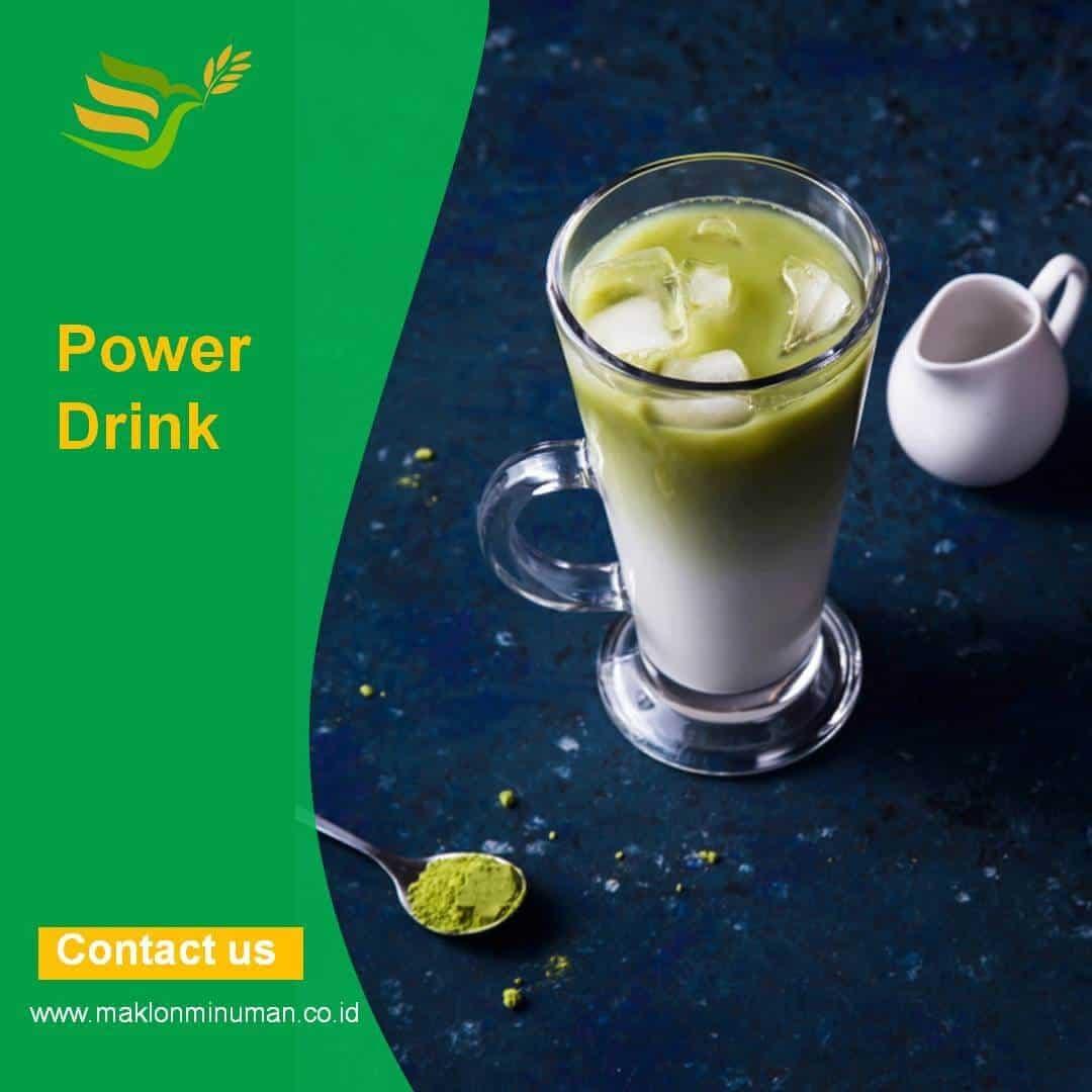 Powder Drink Bubuk Minuman & Proses Produksi di Pabrik